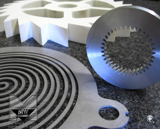 Abrasive Water and Waterjet Cutting Huntington Beach CA