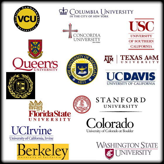 Approved University Partners